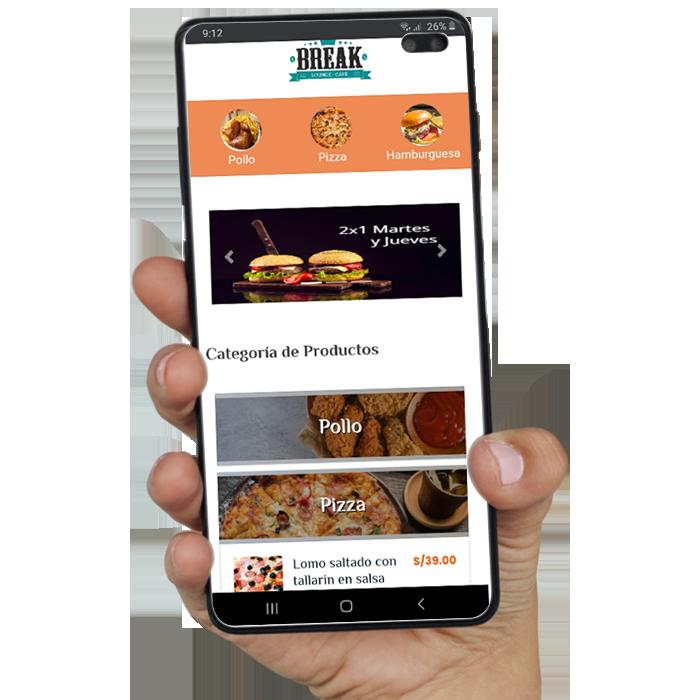 Carta Virtual para restaurantes,bares,cafeterias, juguerias